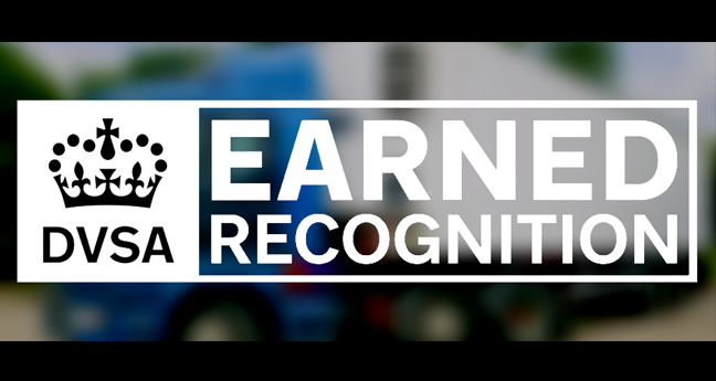 DVSA-earned-recognition