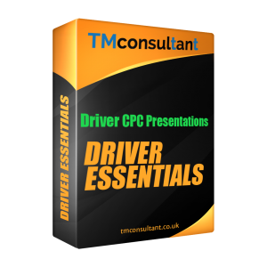 Driver CPC Training Presentation Driver Essentials