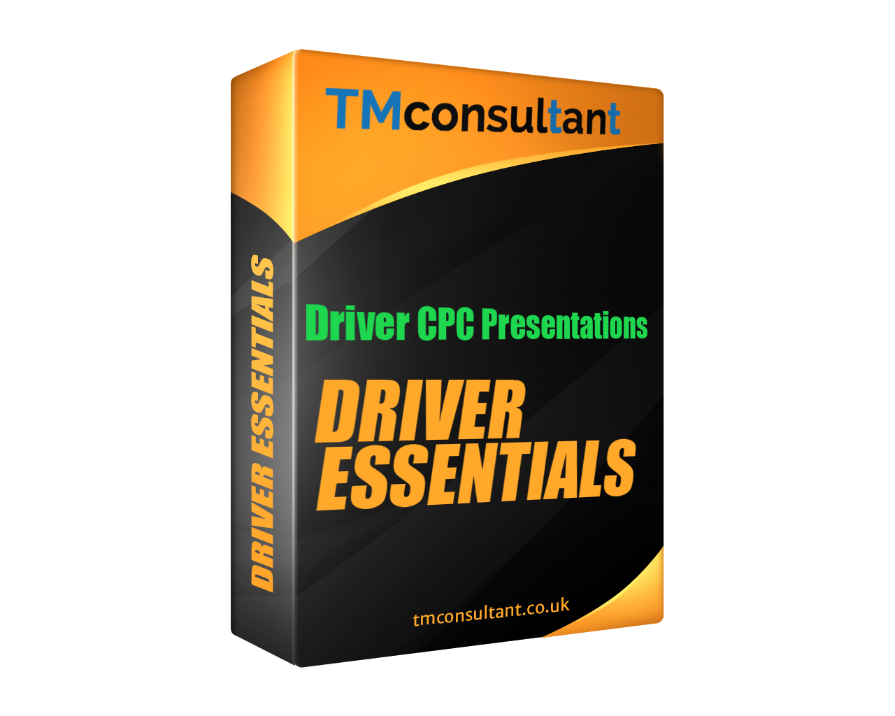 Driver CPC Training Presentation Driver Essentials