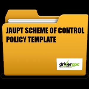 jaupt scheme of control