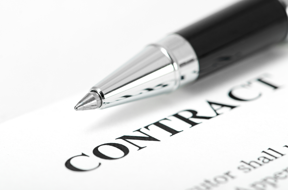 External Transport Managers Contract