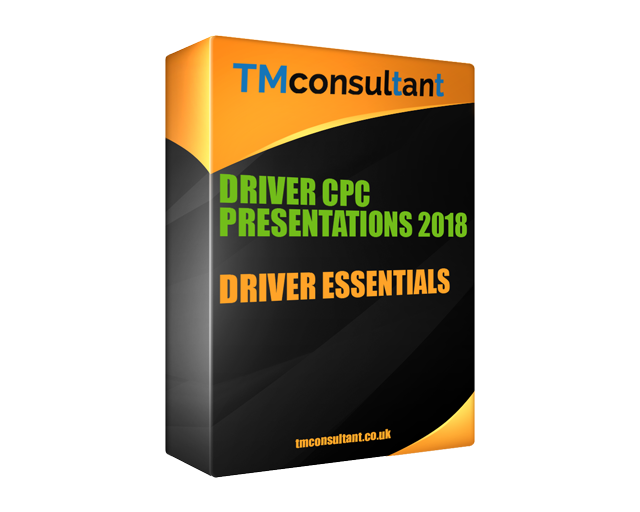 DRIVER ESSENTIALS 2018