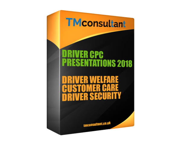 Driver Welfare Customer Care and Security 2018