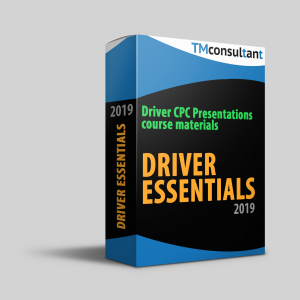 Driver CPC presentation Driver Essentials 2019