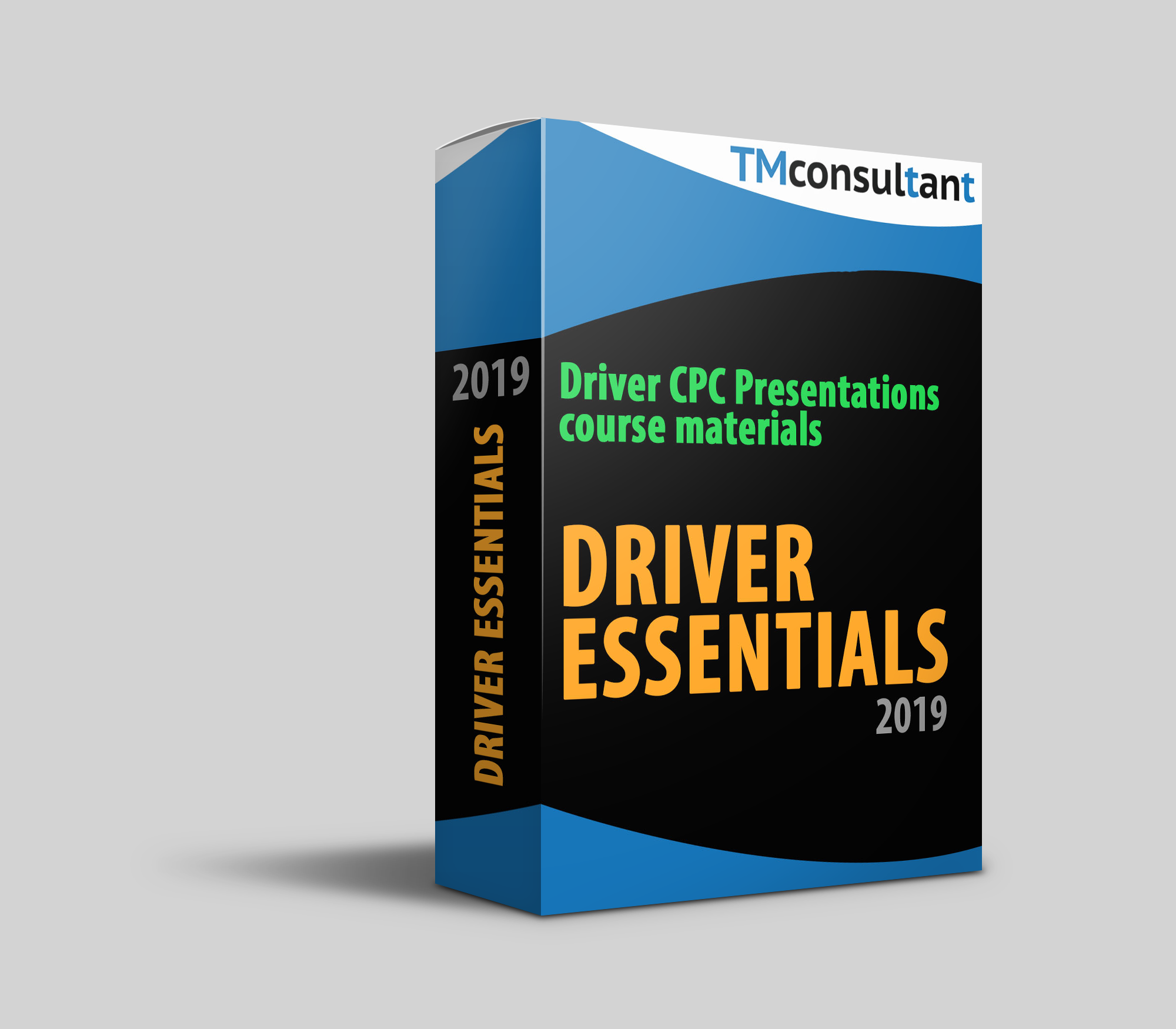 Driver CPC presentation Driver Essentials 2019