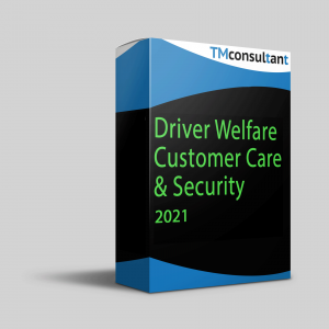 Driver Welfare, Customer Care and Security 2021