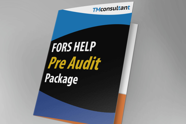 FORS-Bronze-Pre-Audit-Package