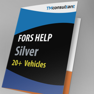 FORS Help Silver 20+vehicles