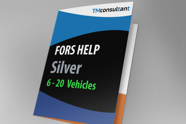 FORS Help Silver 6-20 vehicles