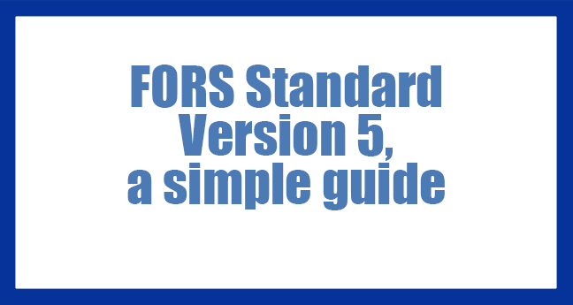 FORS standard version 5