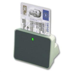Digital Tachograph Card Reader
