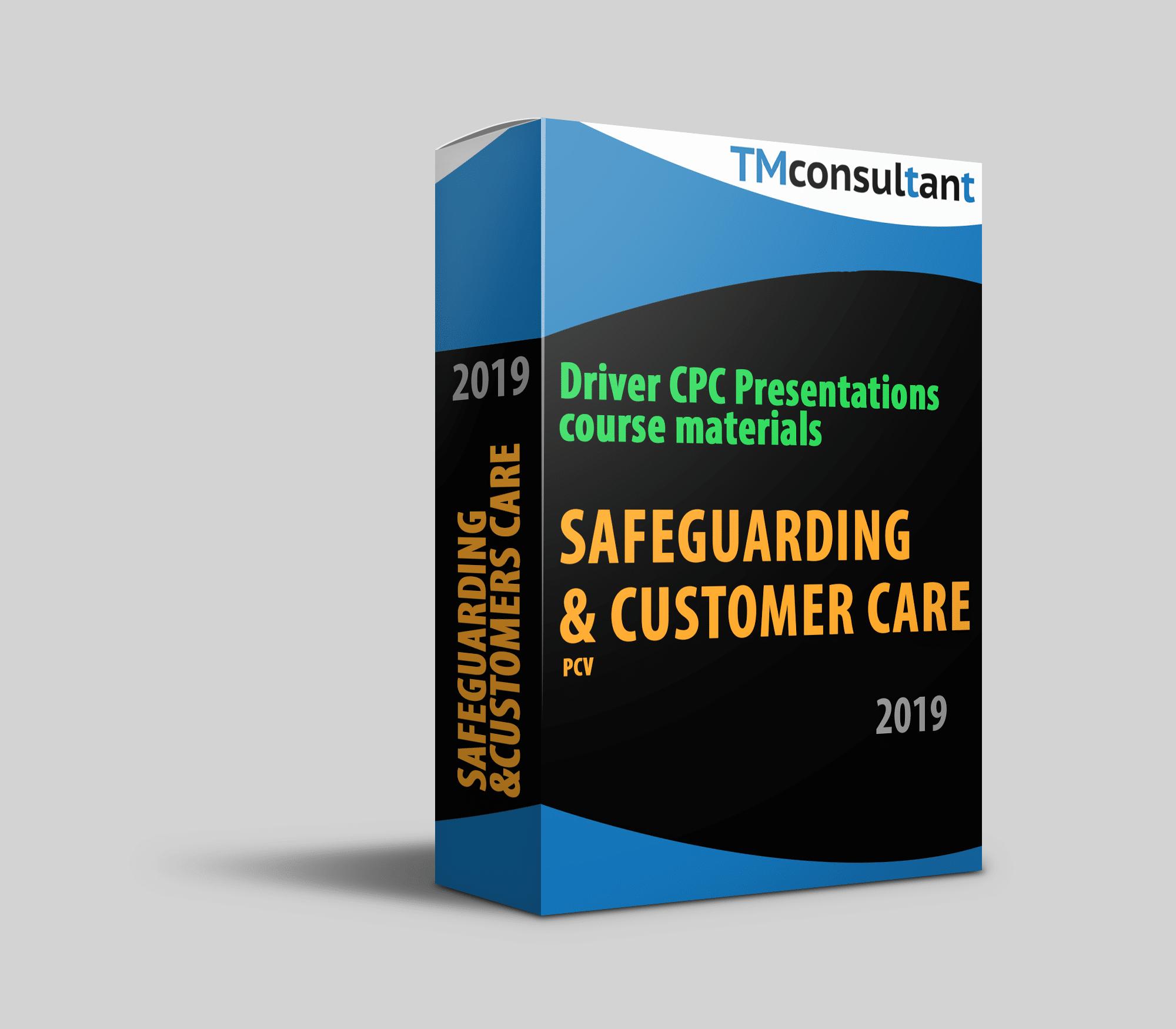Safeguarding & Customer Care