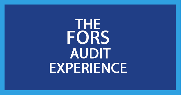 FORS audit experience
