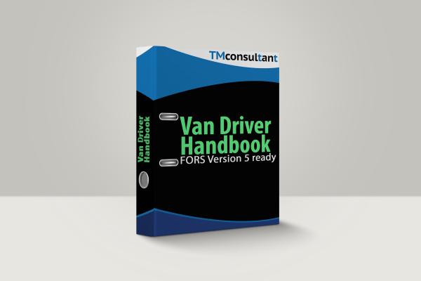 Van Driver Handbook FORS Bronze Standard Version 5