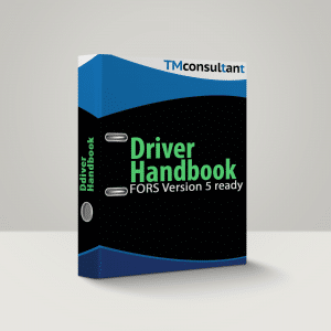 Driver Handbook FORS Bronze Standard Version 5 ready