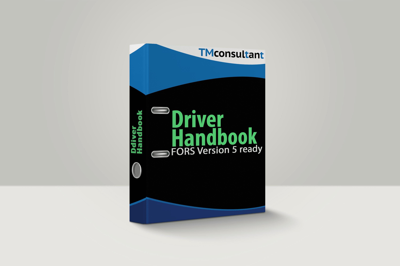 Driver Handbook FORS Bronze Standard Version 5 ready