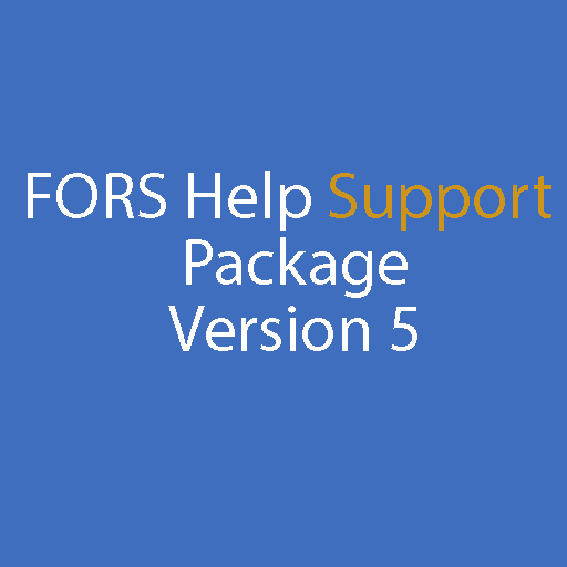 fors-help-support-package