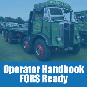Transport Operator Handbook