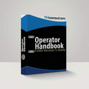 Operator Handbook FORS Bronze Standard Version 5 ready